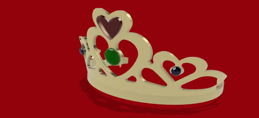 Model 1- Crown